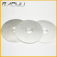 Electroplated Diamond Coated Grinding Discs