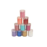 2016 Bulk PET Glitter Powder For Craft Nail Glitter Spangles Nail Glitter