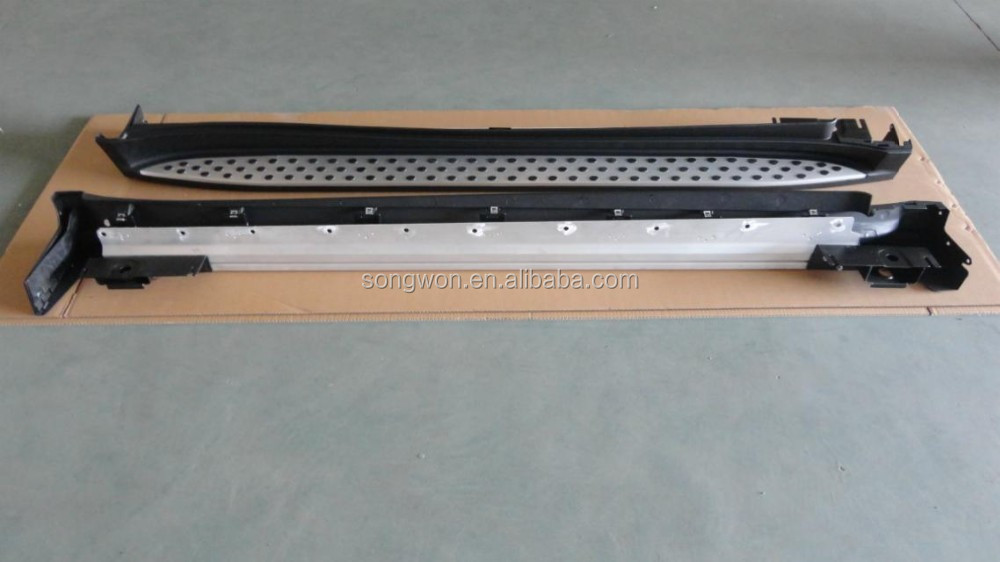 car running board for benz ML63 W164
