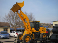 wheel loader ZL20G with WEICHAI 4102 engine