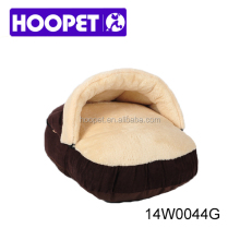 Thick plush slippers dog house cat & dog cheap sleeping bed for sale promotional products