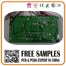 Bluetooth 3mm mag reading head mobile charger pcb assembly