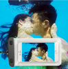 High quality mobile phone waterproof bag take photos underwater