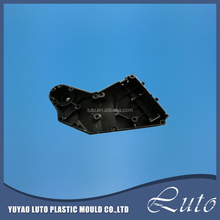 oem pantone color mould pp abs pc hdpe customized plastic injection part