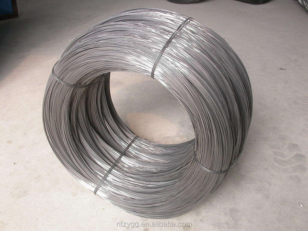 flat spring steel wire, high carbon spring steel wire