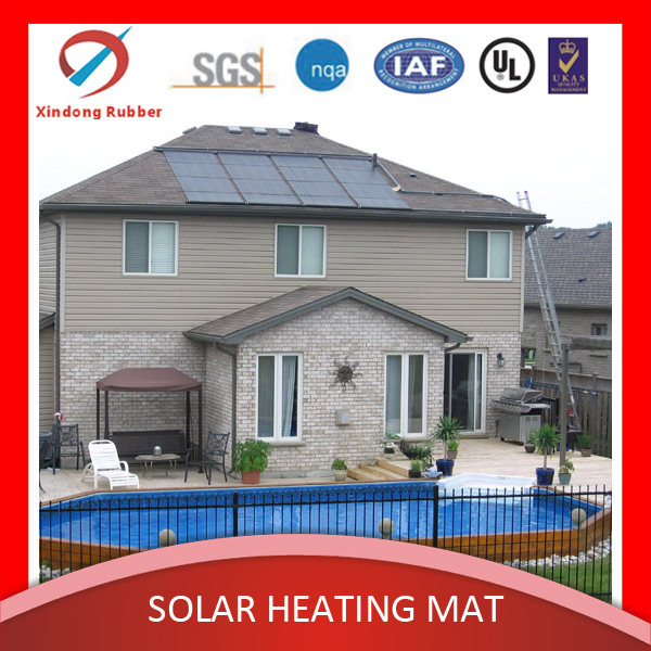 China price Evacuated Tube Solar Pool Heating Collectors novelty products for import