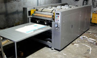 XK4-870 Non Woven Fabric Bag Flexo Printing Machine(Bag to Bag)