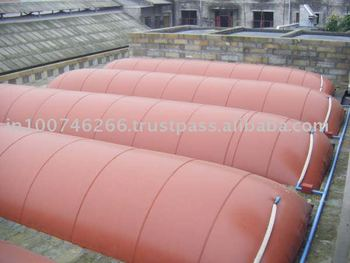Pre fabricated mobile type Biogas plants