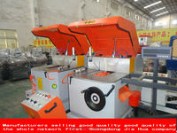 Aluminum alloy doors and windows processing equipment/ALUMINIUM DOOR AND WINDOW MACHINE/CUTTING EQUIPMENT.