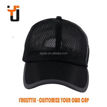 Nice Cotton Sports Mesh caps lightweight mesh sports caps