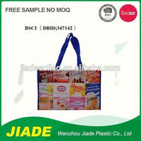 Wholesale New Colorful Recyclable Shopping Non Woven Bags
