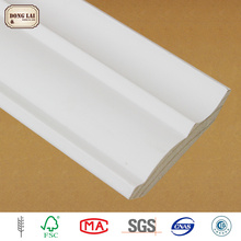 Wardrobe Celling Chamfer Strips Angle Fillet Wholesale High Quality Flat Wood Moulding