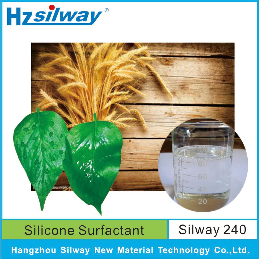Hot Sell Silway 240 joint venture spray adjuvant With Factory Wholesale Price