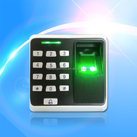 Cheaper fingerprint & RFID access control reader (F01)