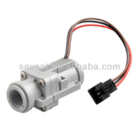 "3/8"" NPT, FS-2000H, in-line water flow rate sensor"