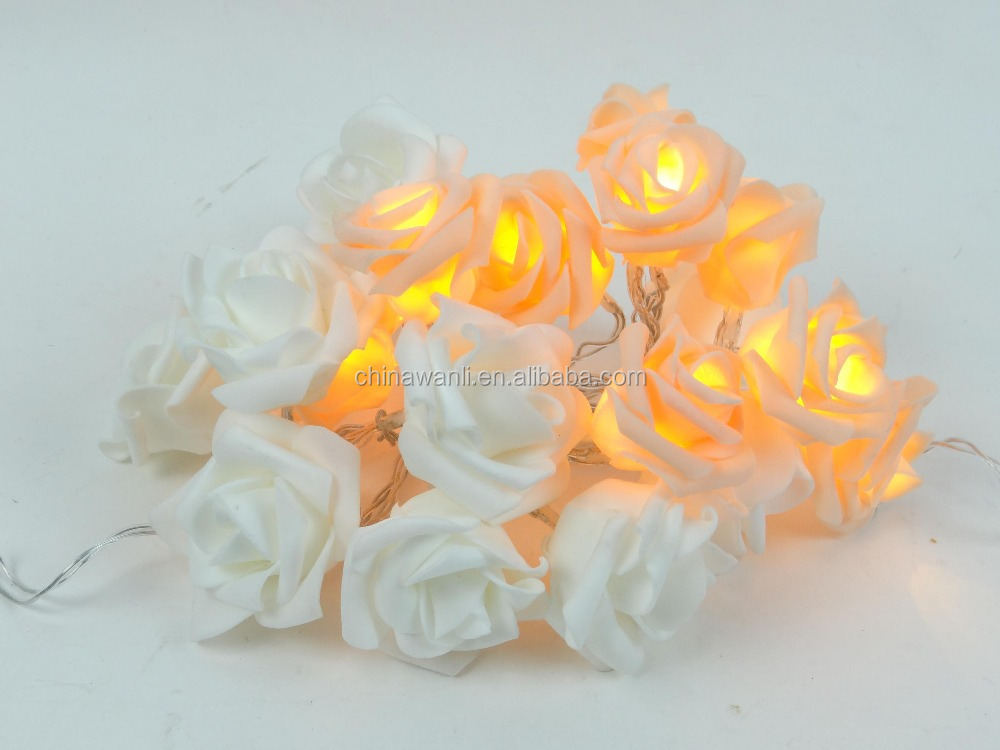 flower type led light christmas light christmas decoration