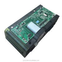 Rfid Ic Magnetic Motorized Card Reader