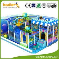New coming America popular made in Wenzhou indoor naughty castle playground