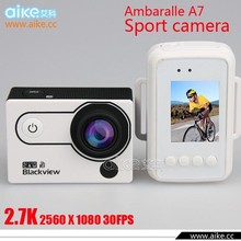 "2016 Full HD 1080P wifi Action Sports Camera Camcorder WIFI 2"" Ambarella A7LA50 Anti-shake Waterproof Mini DV"
