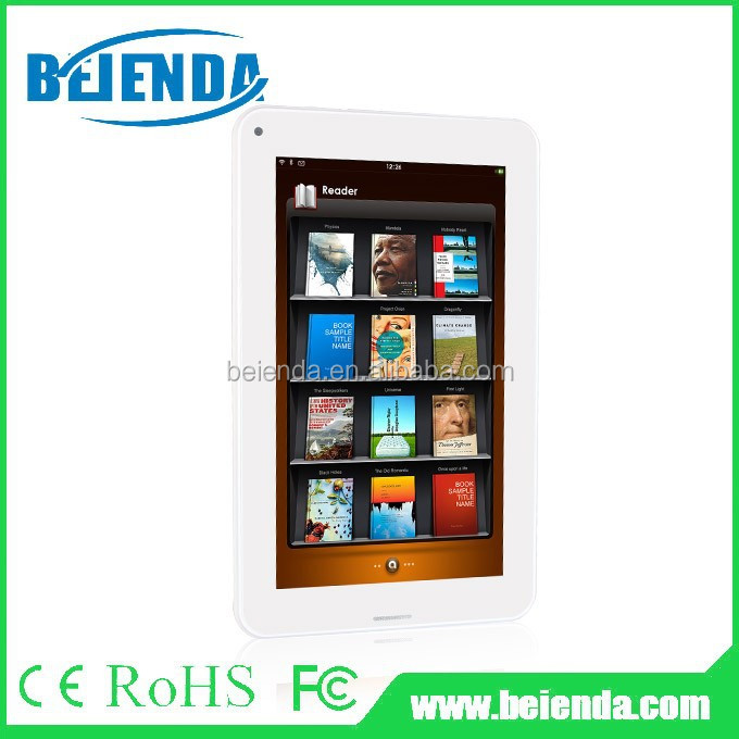 A33 quad core 7 inch tablet pc 2G phone call with fashion leather cover, WIFI, bluetooth android kitkat
