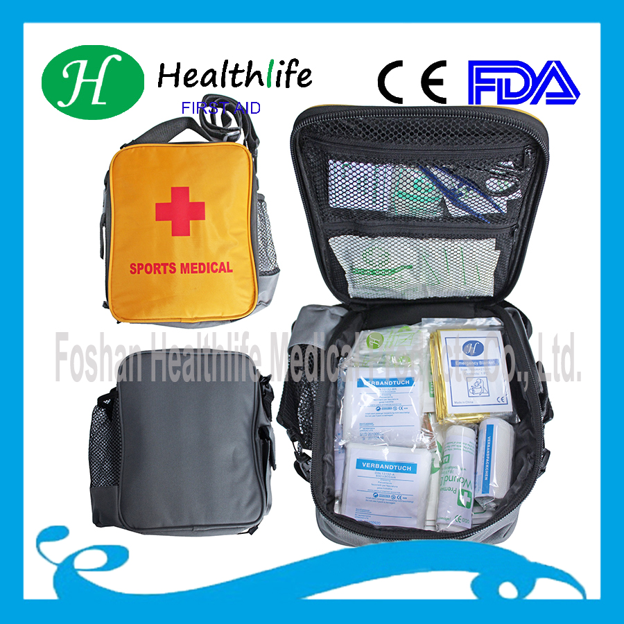 Medical backpack first aid bag kit,ambulance red cross backpack