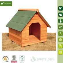 DFPets DFD002 Economical Wooden Dog Kennel