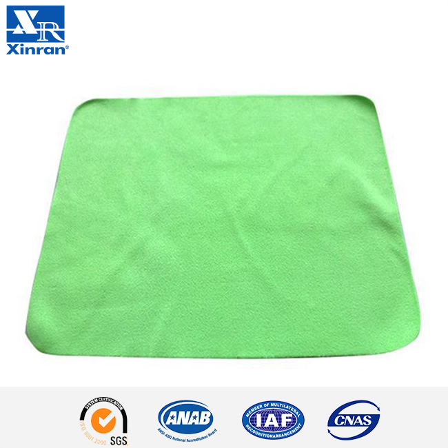 Fillet Microfiber Cleaning Glasses Cloth