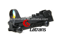hot sale CMore Style Red Dot Sight Railway Reflex for RIS Rail with adjustable rear sight for hunting CL2-0027