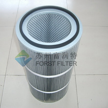 Anti-static Spun-bonded Polyester Dust Filter Cartridge Material