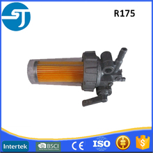 R175 diesel engine fuel filter element price for small generator