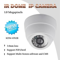 New arrived! ONVIF CMOS networked ip security camera
