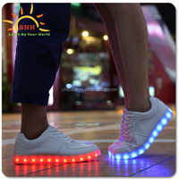 Colorful Glowing Shoes Accessories Luminous Light
