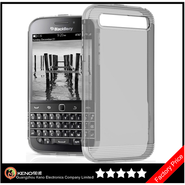 Keno For Blackberry Classic Q20 Soft TPU Phone Bags Case