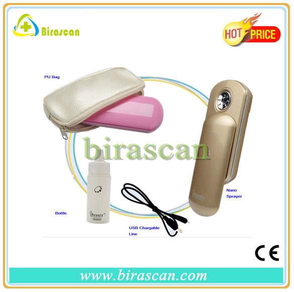 2014 hot sell handy spray device for dry skin skin care