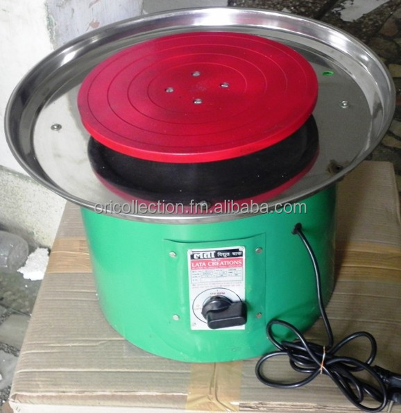 ELECTRIC POTTERS WHEELS