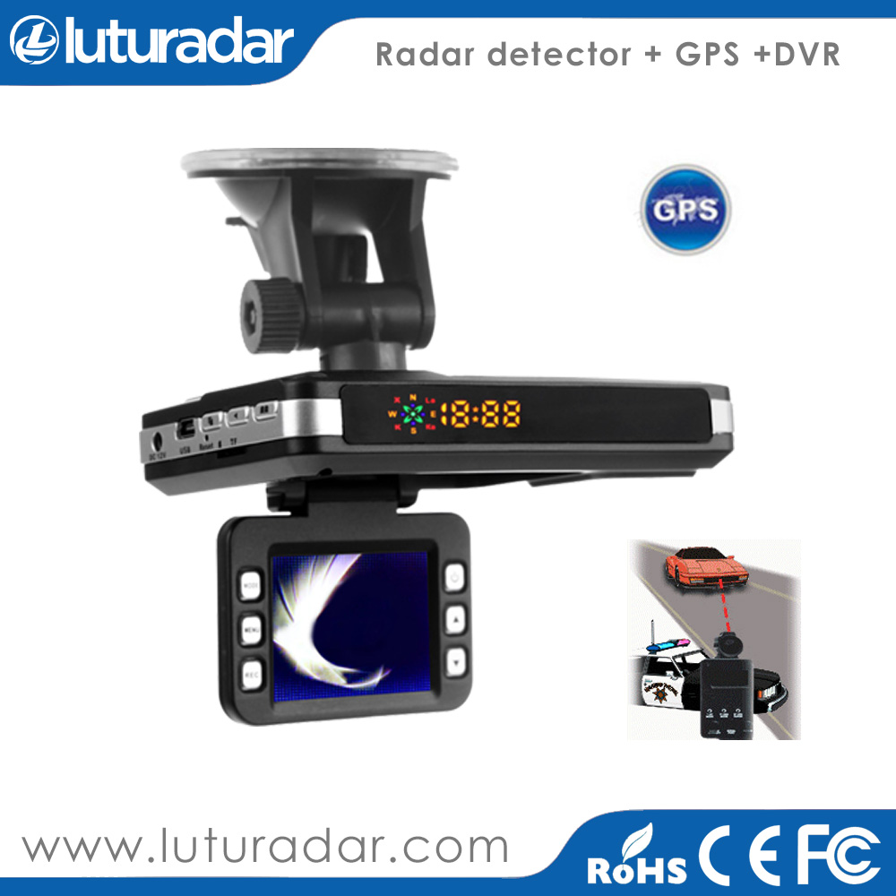 Used Accident Cars for Sales Radar Detector VGR-B with DVR Full HD Video recorder GPS