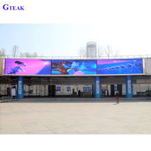 full color outdoor led banner display high brightness
