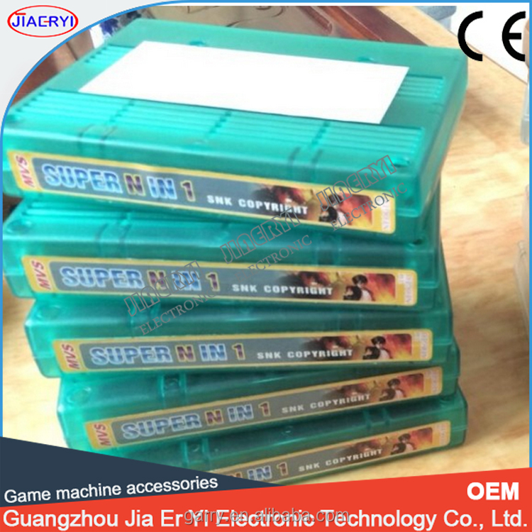 new products Jamma SNK 120 IN 1/Catridge/Game Board/SNK for Arcade Machine/arcade cabinet/amusement