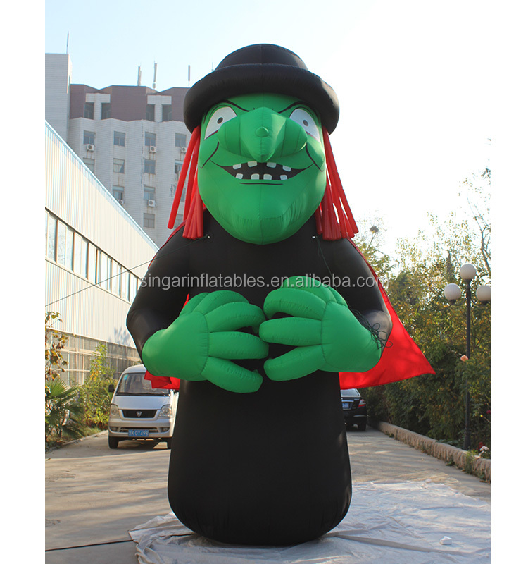 inflatable halloween witch,halloween inflatables