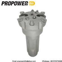 Propower quarry drilling equipment pipe tool bit percussion drilling rig