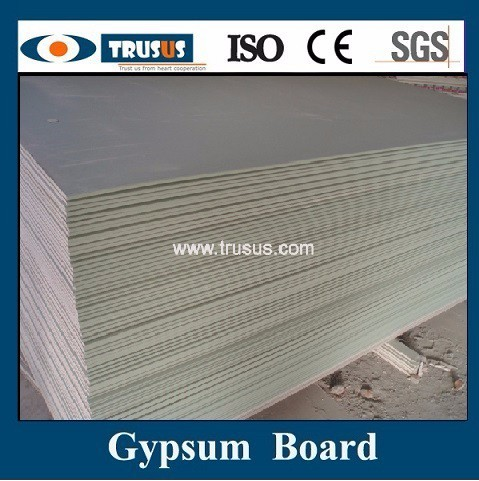 Newly Drywall Desigh Decorative Tile Plaster Panel Suspended Ceiling