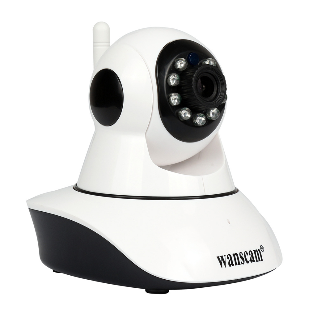 Best camera with zoom HW0041-1 wifi webcam for home baby video monitor, view on phone at anytime anywhere