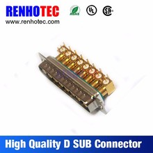 High Power R/A SMA Male Connector to D-sub Connector DB Connector
