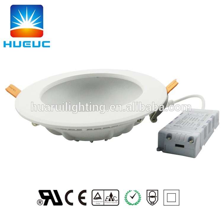led light transformer dimming led lighting 7w led cob downlight