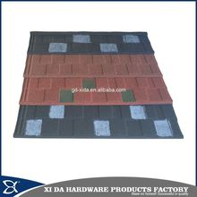 Eco-friendly gazebo metal roof tile