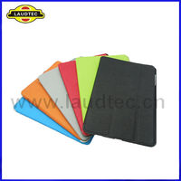 For iPad Mini Leather Case,3 Folds Stand Leather Case for iPad Mini.