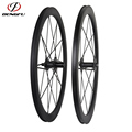 New arrival 23mm wide carbon wheels 700c clincher for carbon road bike