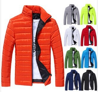 Hot New Products 2016 Winter Snowboard Puffer Anorak Jacket For Man