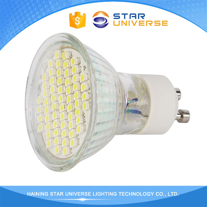 China Soft Well Selling Most Powerful Led Bulb Gu10