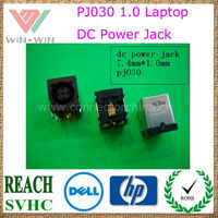 PJ030 1.0 Laptop DC Power Jack for Dell Inspiron: 1150, 1501, 5150, 5160, 6000, 8500, 8600, 9100, 9200, 9300, 9400, 500M, 600M